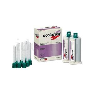 OCCLUFAST ROCK (2x50 ml+12 puntas)