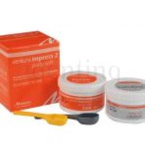 IMPRESS 2 putty soft regular set (300+300 ml)